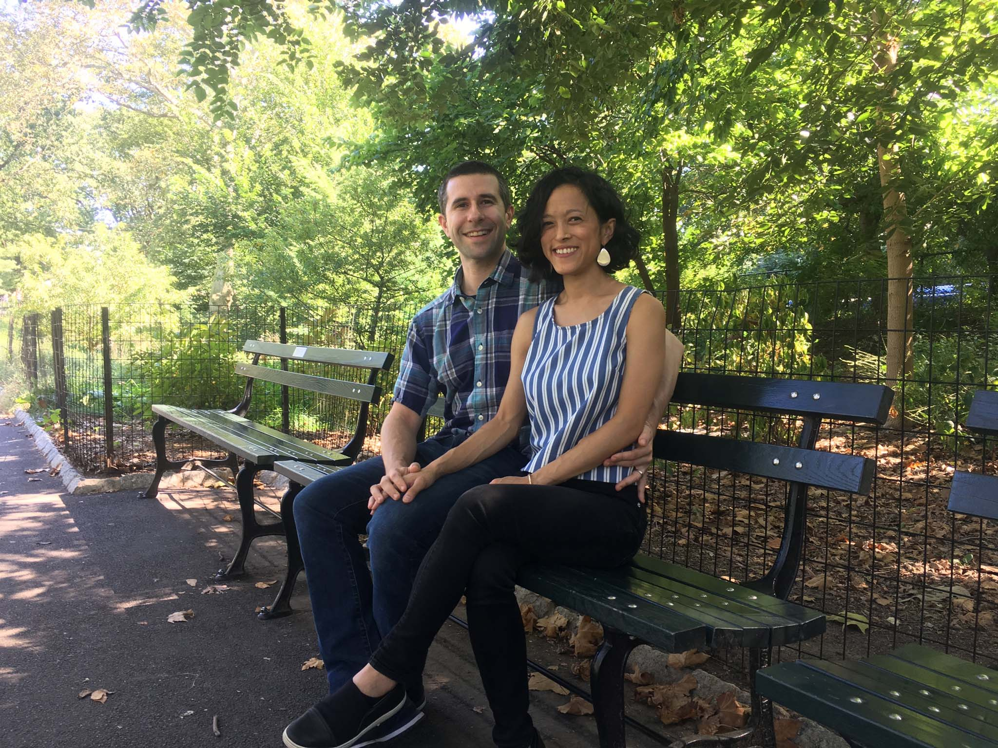 central park | Andrew and Tiana's Adoption Profile | 1-800-982-3678 | Friends in Adoption | https://www.friendsinadoption.org