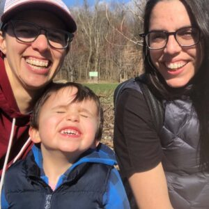 Family time in the Hudson Valley