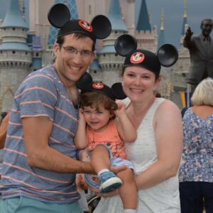 Mickey ears and magical moments at Walt Disney World in Florida
