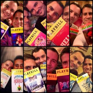 As you can tell, we LOVE Broadway