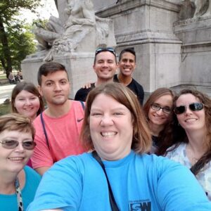 My family's first visit to NYC!