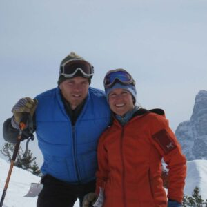 We worked at a school in Jackson Hole, Wyoming for years. It's a place famous for great skiing