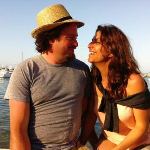 The two of us on a weekend getaway on Catalina Island, CA