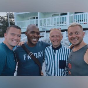 Summer Vacation with our friends Dave and Jay in Provincetown, MA