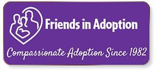 Friends in Adoption logo
