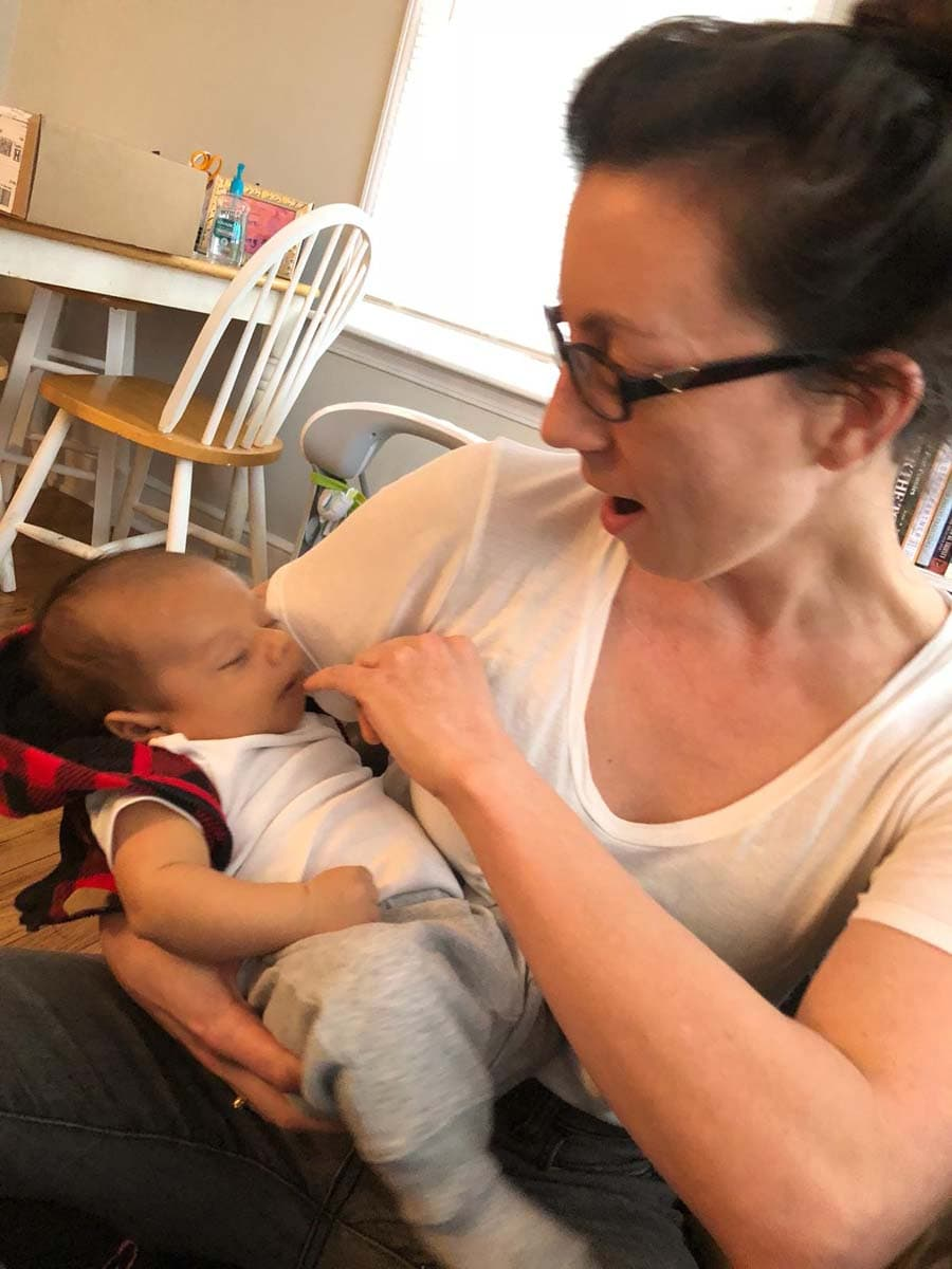 sarah looking to adopt infant agency baby