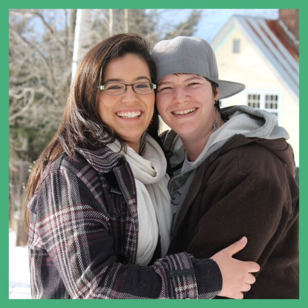 sq beth maura are a couple looking to adopt a newborn child greetings